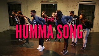 THE HUMMA SONG Dance | Bollywood Hip Hop Choreography | OK Jaanu