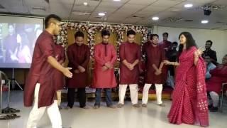 Kisi Disco Mein Jaaye   Adit's Holud Dance
