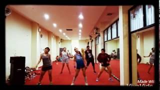 MY ROOM (Demarco) Zumba Fitness choreo by Kirun