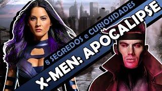 X-MEN APOCALIPSE - 8 Segredos e Curiosidades