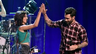 Adam Levine Performs EMOTIONAL Tribute To Christina Grimmie On The Voice