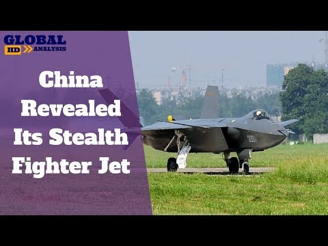 watch China Revealed Its Stealth Fighter Jet, Prompting Big Reaction By Russia