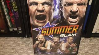 WWE 2012 PPV DVD Cover Ranking
