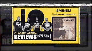 Eminem - The Marshall Mathers LP   DEHH Classic Album Preview