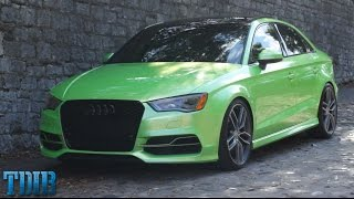 0-60 Monster! Audi S3 Review!