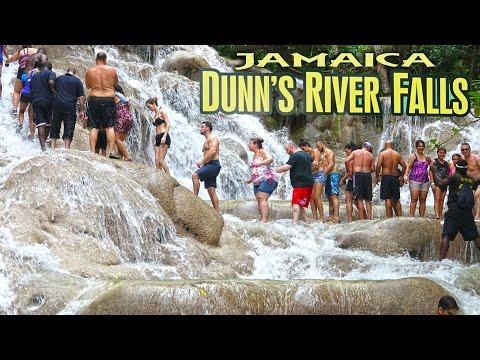 Dunn's River Falls, Jamaica - 2016 4K