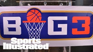 Big3 Changes Coming, Jason Williams Out 6-8 Months With Knee Injury | SI Wire | Sports Illustrated
