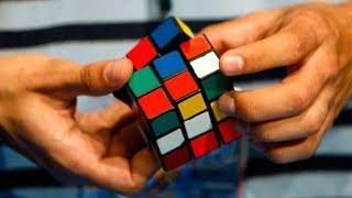 حل مكعب روبيك بطريقة سهلة وسريعة