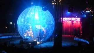 Zippos Circus  Edinburgh 2013!!!