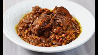 طرز تهیه طرز تهیه مرغ ناردونی، یکی از خوشمزه ترین خورشتهای سنتی شمال | Morgh Nardooni