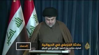 غضب في جنوب العراق بسبب التدخل الإيراني