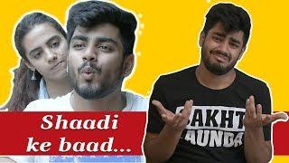 SHAADI KE BAAD   Awanish Singh
