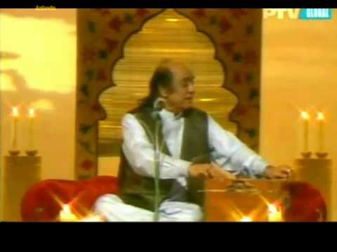 Gullon Main Rang Bhare Bade e Nobahar Chale Ustad Mehdi Hasan Khan Live Ptv Classics