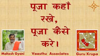 vastu class episode no a - 9 myth of sleeping in the E & EW entry door.  pooja placements.