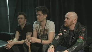 The Script reveal the emotion behind performing new single If You Could See Me Now