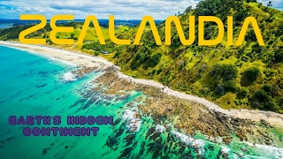 ZEALANDIA: Earth's Hidden Continent | 8th Continent In the World | Full Story