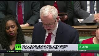 Boris Johnson: Jeremy Corbyn is