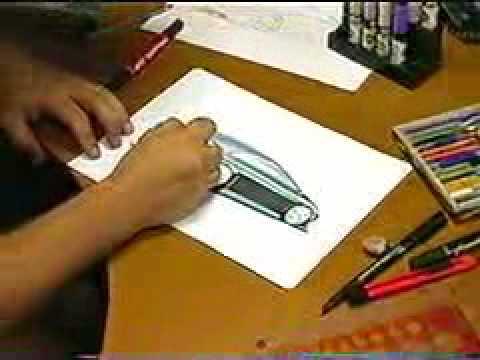 Tutorial 1 Designer Bira como desenhar carros