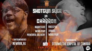 SHOTGUN SUGE VS CHARRON SMACK/ URL | URLTV