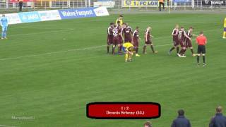 Lok Leipzig-BFC Dynamo,26.Spieltag 2017