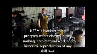 The New England School of Metalwork