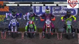 Ironman Motocross 2018   450 Moto 2
