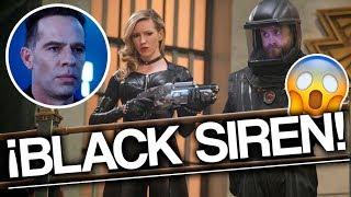 The Flash 4x19 ¿CAITLIN Volverá a ser KILLER FROST? Black Siren vs Citizen Cold!