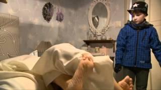 Salatut elämät - Paula ja Lasse jäävät kiinni