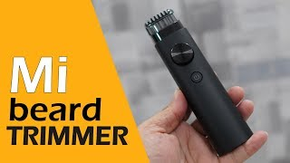 Mi Beard Trimmer, For Modern Man - Just For Rs. 1199