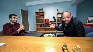 أصغر مستثمر عربى فى بريطانيا | فلوق 76