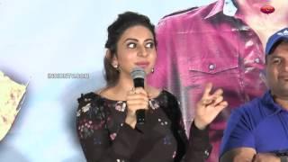 Rakul Preet | Sarainodu Movie Press Meet | Allu Arjun | Catherine | Telugu Movies 2016 | Chatter Box