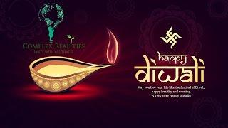 Diwali 2016 Wishes - Happy Diwali Animation, WhatsApp Deepavali 2016 Video