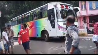 Oneness Travels - Mass Entry - Kerala Tourist Bus