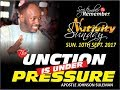 Download Video Download Sun. 10th Sept. 2017 PT 1 (The Unction is Under Pressure) With Apostle Johnson Suleman 3GP MP4 FLV