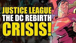 The DC Rebirth Crisis Begins! (Justice League No Justice #1)