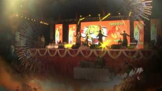 Avadhut Gupte Live in Third Bell Entertainment Event for Shivsena Ward 40 in Pune
