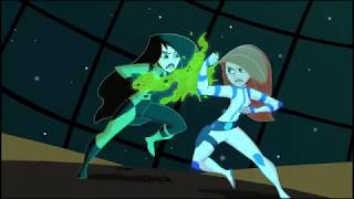 Kim and Shego best fights season 4 + So The Drama & A Sitch in Time