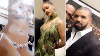 Rihanna   Snapchat Videos   September 2016   ft Drake & Naomi Campbell