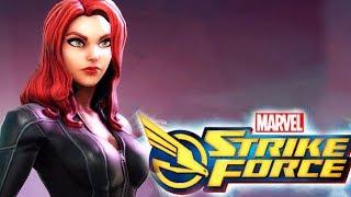 MARVEL Strike Force - Black Widow Unlocked & Arena!