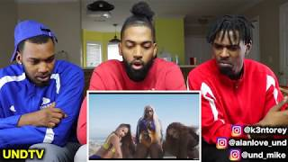 STEFFLON DON, FRENCH MONTANA - HURTIN ME [REACTION]