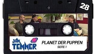 Erwachsene Männer hören Jan Tenner   #28   Planet der Puppen   Seite 1   26.09.2015