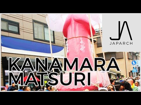 Kanamara Matsuri, Japanese Penis Festival