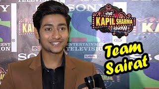 Akash Thosar Aka Parshya On The Kapil Sharma Show | Sairat Marathi Movie