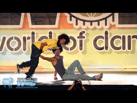 LES TWINS World of Dance San Diego 2010 WOD YAK FILMS