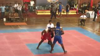 2016 Youth Wushu Championship - Heavyweight Gold Medalist