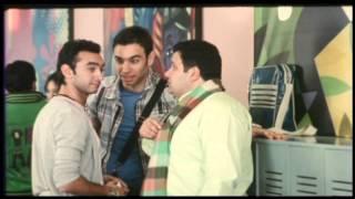 El Akademeya Movie | فيلم الأكاديمية - أول يوم فى الكاديمية