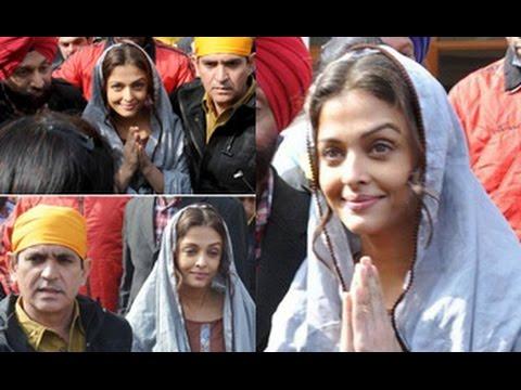 Xxx Mp4 Aishwarya Rai Bachchan Visits Golden Temple See Pic Sarbjit On Location Randeep Hooda 3gp Sex