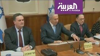 التهدئة في غزة تطيح بوزير الدفاع الإسرائيلي وتهزُ حكومةَ نت