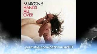 Maroon 5 - Out of Goodbyes feat Lady Antebellum (Hands All Over) Lyrics HD