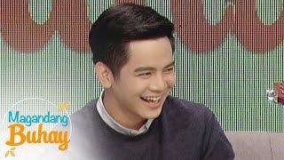 Magandang Buhay: Joshua talks about his lovelife